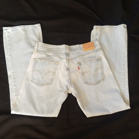 VTG Lightwash Levi's